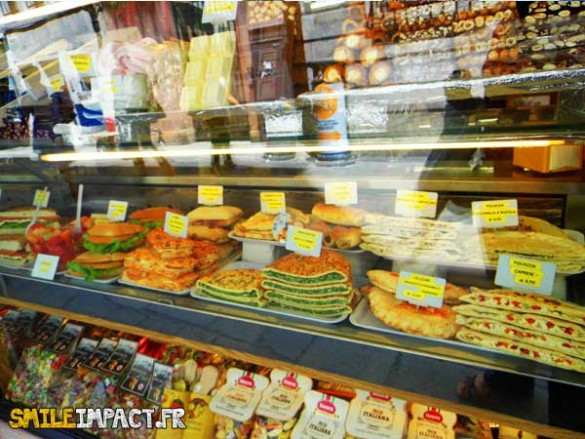 Gourmandise à Venise
