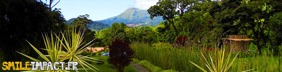 Smileimpact.fr visite pour vous le domaine d émeraude - Morne rouge Martinique.
