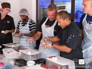 Pratique et Conseil du maitre Sushi