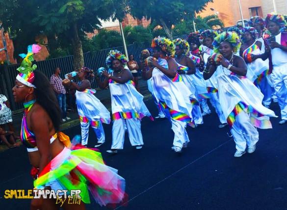 Carnaval parade ouverture Janv 2016 - Fort de france 5