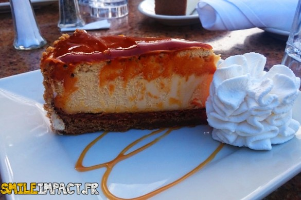 CheeseCake Factory Caramel Beurre Salee - San Francisco